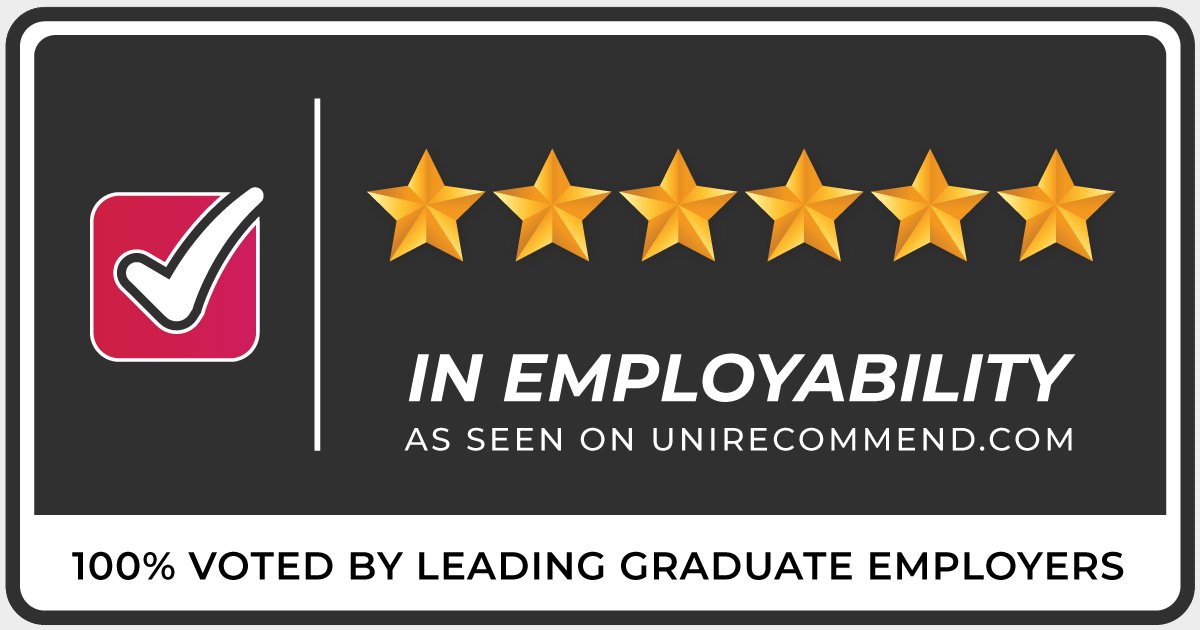 6 Stars in Graduate Employability