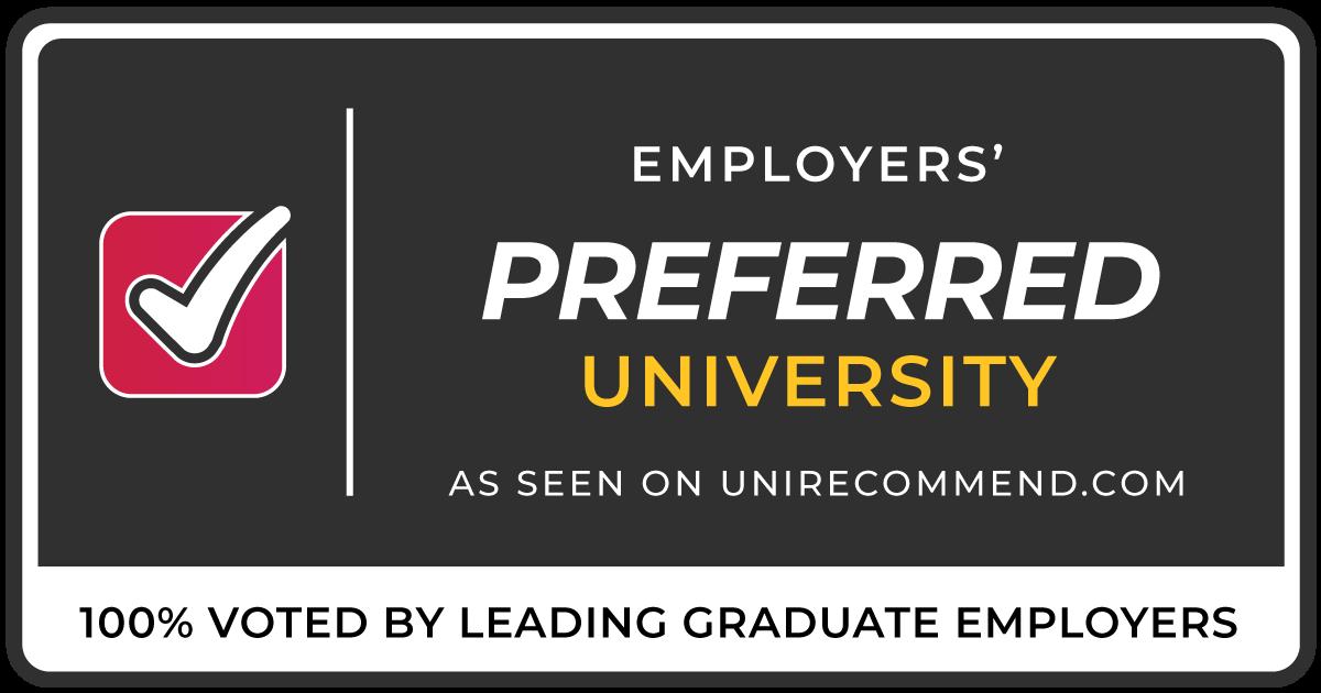 Employers' Preferred University