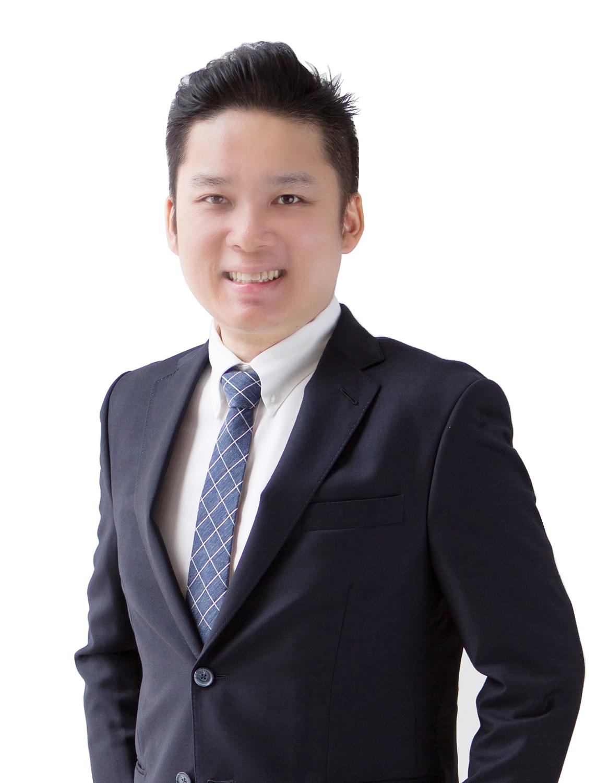 Ben Ho, Founder & CEO of Talentbank